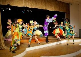 Отчетный концерт кафедры театрального искусства